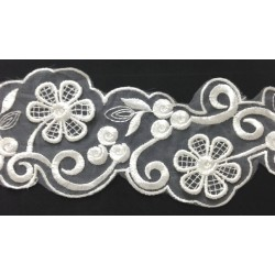 SC-W250 (7CM) Chemical Lace