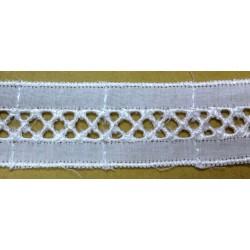 SK-TCD10846, 25mm Rayon Emb Lace