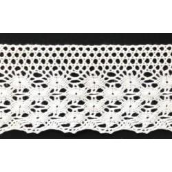 ZY-209A (50MM) Cotton Torchon Lace