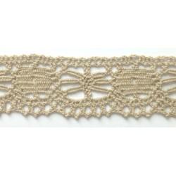 ZY-312 (32MM) Cotton Torchon Lace