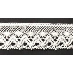 ZY-362B (25MM) Cotton Torchon Lace