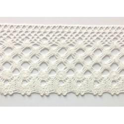 ZY-1788 (40MM)  Cotton Torchon Lace