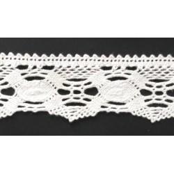 ZY-2285 (35MM) Cotton Torchon Lace
