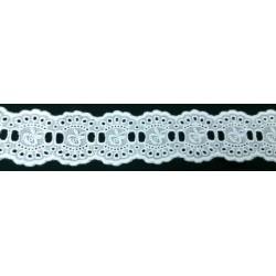 ZY-E2531 Cotton embroidery lace