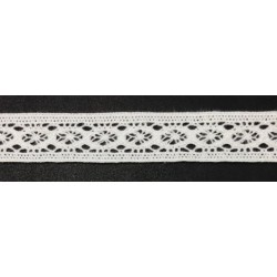 ZY-H0711 (15MM) Cotton Torchon Lace