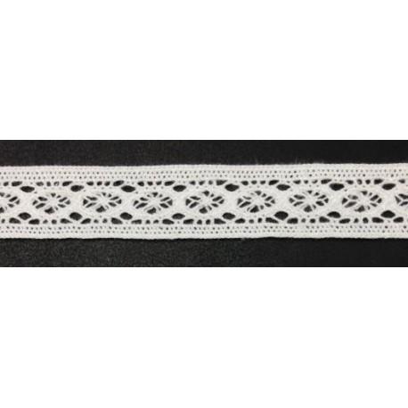 ZY-H0711 (15MM) Cotton Torchon Lace