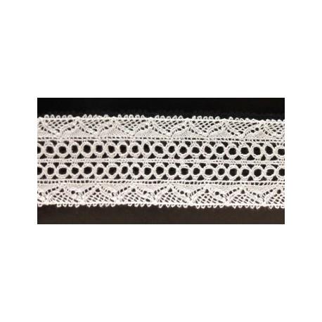 ZY-H0799A (28MM) Cotton Torchon Lace