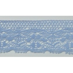 ZY-H1360B (38MM) Cotton Torchon Lace