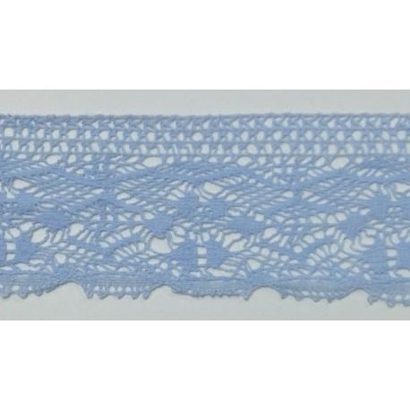 ZY-H1360B (38MM) Cotton Torchon Lace