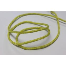 KS-4057P (6mm) Marine Cord (Acid Green w Porcelain)