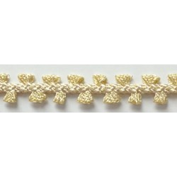 WH-C1194 (7MM) Metallic Braid Trims