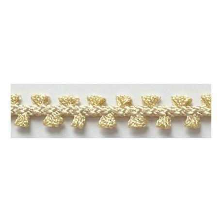 WH-C1194 (7MM) Metallic Braid Trims