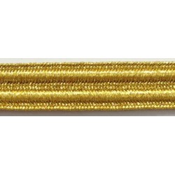 WH-E1022-8 (12MM) GOLD Metallic Braid Trims