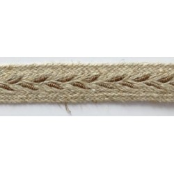WH-E1228-6 (12MM) Linen Braid Trims