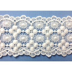 GD-WS0214MH (7.5CM) Cotton Chemical Lace