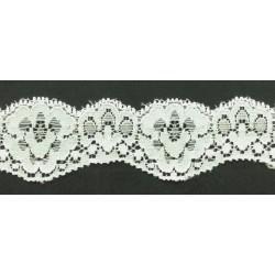 HX-M09047 (30MM) Nylon Stretch Lace