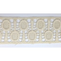 LB-9388B (40MM) Cotton Chemical Lace